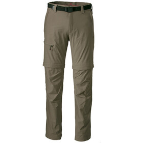 Maier Sports Tajo 2 Zip-Off Trousers Men, teak